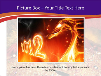 Red Dragon PowerPoint Templates - Slide 16