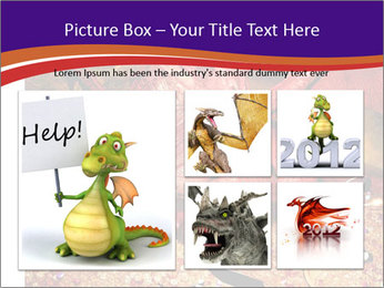 Red Dragon PowerPoint Templates - Slide 19