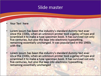 Red Dragon PowerPoint Templates - Slide 2