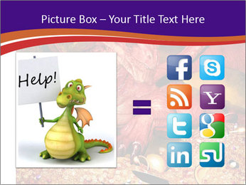 Red Dragon PowerPoint Templates - Slide 21