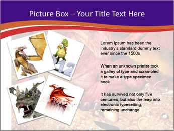 Red Dragon PowerPoint Templates - Slide 23
