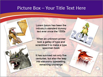 Red Dragon PowerPoint Templates - Slide 24
