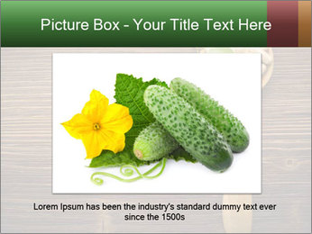 Homeopathic Pills In Wooden Spoon PowerPoint Templates - Slide 16