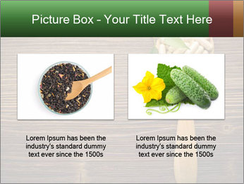 Homeopathic Pills In Wooden Spoon PowerPoint Templates - Slide 18