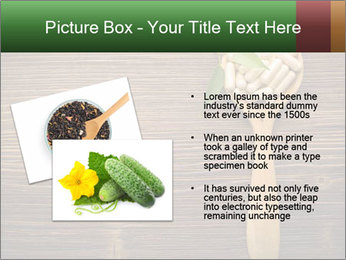 Homeopathic Pills In Wooden Spoon PowerPoint Templates - Slide 20