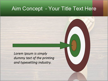 Homeopathic Pills In Wooden Spoon PowerPoint Templates - Slide 83