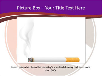Muscular Hand Sign PowerPoint Templates - Slide 15