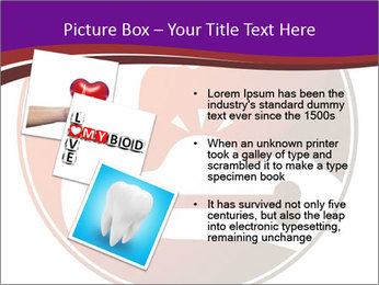 Muscular Hand Sign PowerPoint Templates - Slide 17