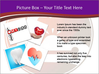 Muscular Hand Sign PowerPoint Templates - Slide 23