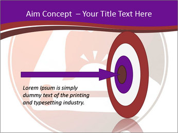 Muscular Hand Sign PowerPoint Templates - Slide 83