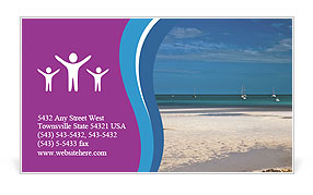 0000089400 Business Card Template