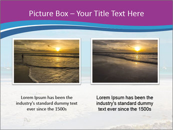 Empty Beach PowerPoint Templates - Slide 18