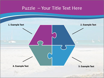 Empty Beach PowerPoint Templates - Slide 40