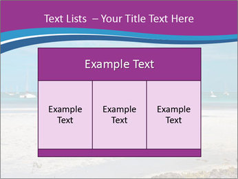 Empty Beach PowerPoint Templates - Slide 59