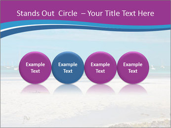 Empty Beach PowerPoint Templates - Slide 76
