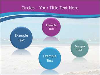 Empty Beach PowerPoint Templates - Slide 77