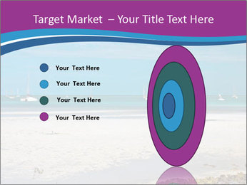 Empty Beach PowerPoint Templates - Slide 84