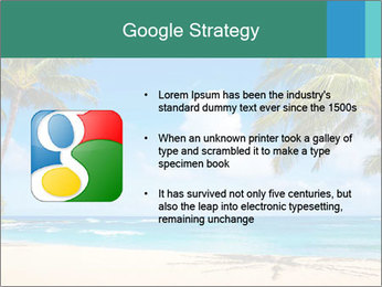 Hawaii Beach PowerPoint Template - Slide 10