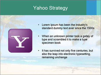 Hawaii Beach PowerPoint Template - Slide 11