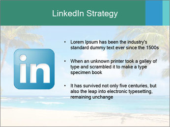 Hawaii Beach PowerPoint Template - Slide 12