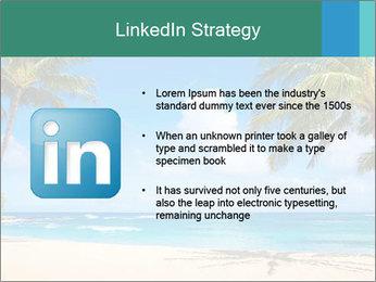 Hawaii Beach PowerPoint Templates - Slide 12