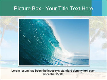 Hawaii Beach PowerPoint Template - Slide 15