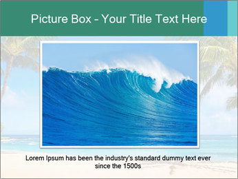 Hawaii Beach PowerPoint Template - Slide 16