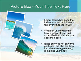 Hawaii Beach PowerPoint Template - Slide 17