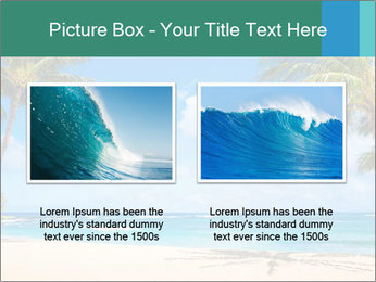 Hawaii Beach PowerPoint Template - Slide 18