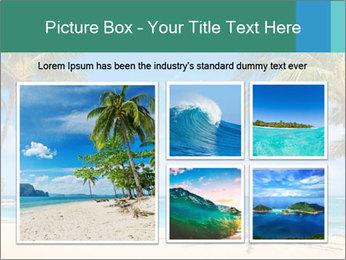 Hawaii Beach PowerPoint Templates - Slide 19