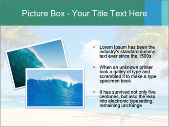 Hawaii Beach PowerPoint Template - Slide 20