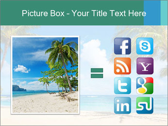 Hawaii Beach PowerPoint Template - Slide 21