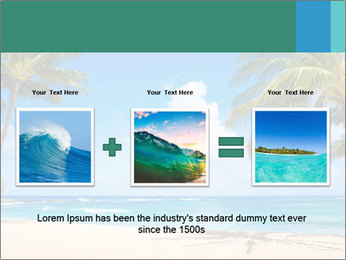 Hawaii Beach PowerPoint Template - Slide 22