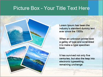 Hawaii Beach PowerPoint Template - Slide 23