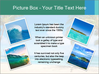 Hawaii Beach PowerPoint Template - Slide 24