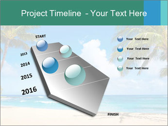 Hawaii Beach PowerPoint Template - Slide 26