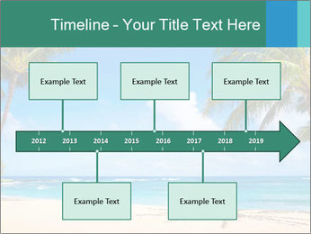 Hawaii Beach PowerPoint Template - Slide 28
