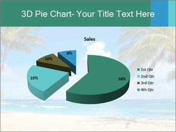 Hawaii Beach PowerPoint Templates - Slide 35