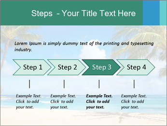 Hawaii Beach PowerPoint Template - Slide 4