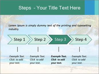 Hawaii Beach PowerPoint Templates - Slide 4
