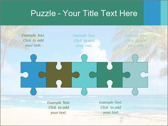 Hawaii Beach PowerPoint Templates - Slide 41