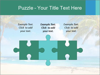 Hawaii Beach PowerPoint Template - Slide 42