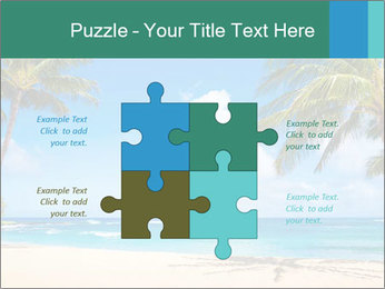 Hawaii Beach PowerPoint Template - Slide 43