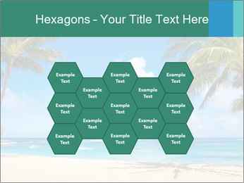 Hawaii Beach PowerPoint Template - Slide 44