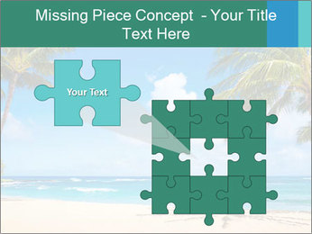 Hawaii Beach PowerPoint Template - Slide 45