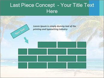 Hawaii Beach PowerPoint Template - Slide 46