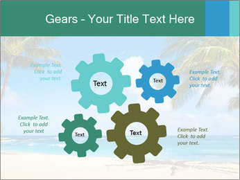 Hawaii Beach PowerPoint Template - Slide 47