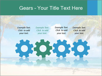 Hawaii Beach PowerPoint Template - Slide 48