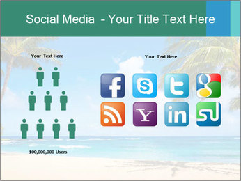 Hawaii Beach PowerPoint Template - Slide 5