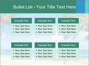Hawaii Beach PowerPoint Templates - Slide 56